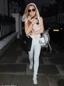 Lindsay Lohan Breaks by Lindsay Lohan Recycles Pastel Blue For