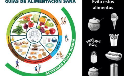 ministerio de alimentaci n conoce la gu 237 a de alimentaci 243 n sana elaborada por el