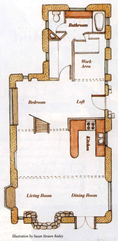 hobbit home plans 400 square feet tiny house hobbit tiny house floor plans