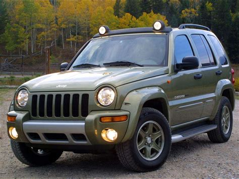 2003 Jeep Cherokee Renegade Pictures