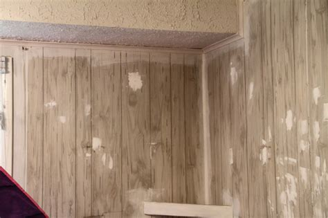how to paint over paneling how to paint fake wood paneling luxury bitdigest design