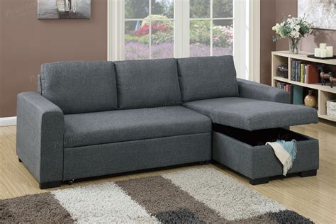 grey sectional sofa with chaise blue grey fabric storage chaise sectional sofa
