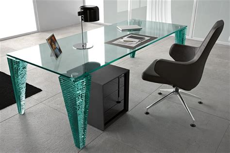 Office Desk Table Tops Modern Home Office Design Ideas With Glass Tables