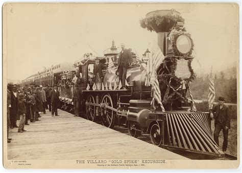 the sections of the transcontinental railroad join in pacific railway act north dakota studies