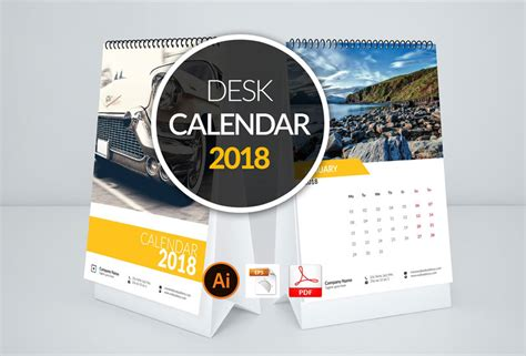 desk calendar template psd 2018 50 world best newest printable 2018 calendar templates