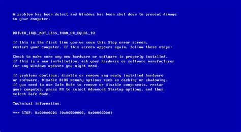 how to correct errors in the wallpaper one decor fix blue screen of death bsod errors in windows xp