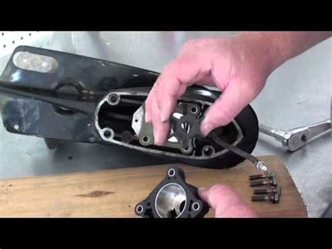 How To Replace A Tohatsu Nissan Outboard Water Pump