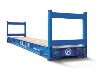 Open Rack Container by Project Logistics Gotship Logistics Ab