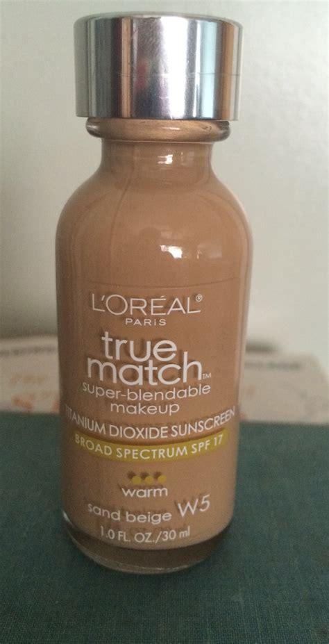 L Oreal True Match l oreal true match blendable makeup review