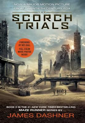 maze runner film nothing like book the scorch trials book by james dashner 11 available