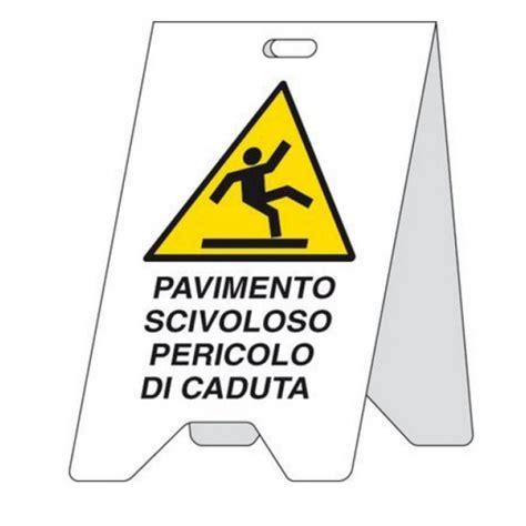 cartello pavimento scivoloso segnale pavimento scivoloso polionda
