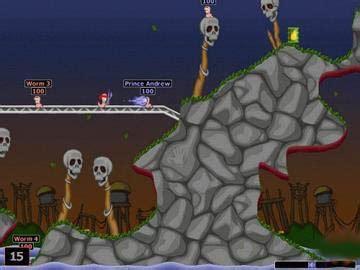 Worms Armageddon - Fun Games Goodgame Gangster