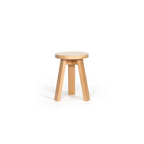 Timber Stool by Tucker Timber Stools Studio Pip Chairs