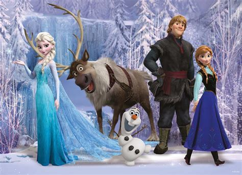 film frozen cartoon frozen childhood animated movie heroines photo 35473557