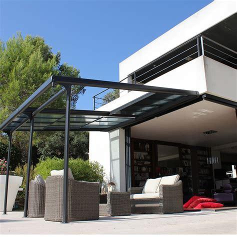 pergola aluminium 4x3 282 tonnelle autoportante aluminium toit polycarbonate 4x3 5