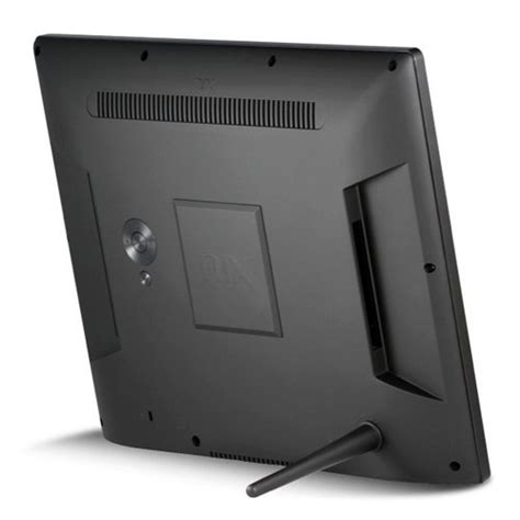 Hd Photo Frame Motion Deector nix advance 15 inch digital photo hd 720p frame with motion sensor 8gb memory