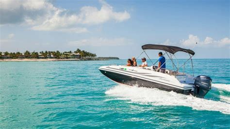 key west house boat rentals key west boat rentals by fury water adventures
