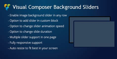 Codecanyon Visual Composer Background Sliders Free Update visual composer background sliders v1 3 unlockpress