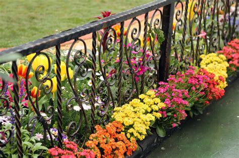 flower garden fencing 40 beautiful garden fence ideas