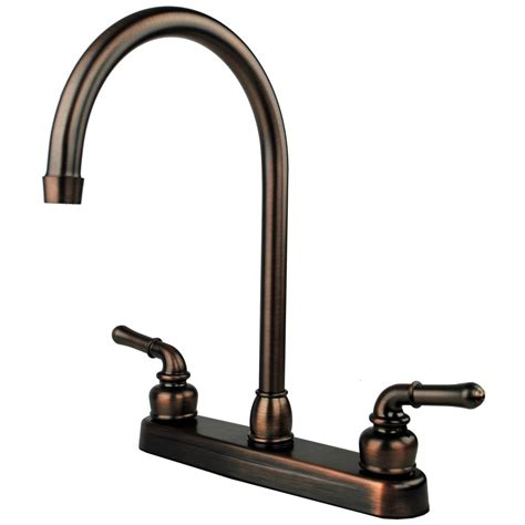 travel trailer kitchen sink faucet