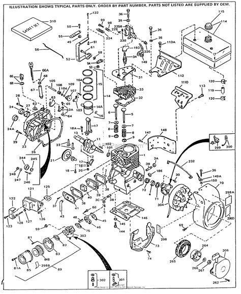 tecumseh h60 75467k parts diagram for engine parts list 1