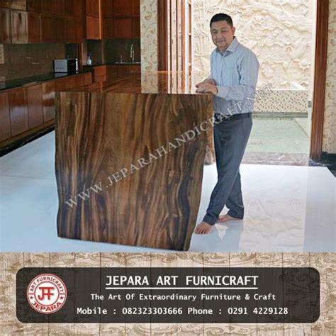 jual meja bar kayu trembesi utuh antik solid harga murah