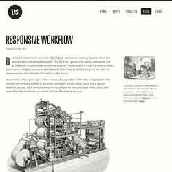 responsive workflow rwd workflow pearltrees