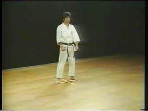 heian sandan shotokan karate youtube