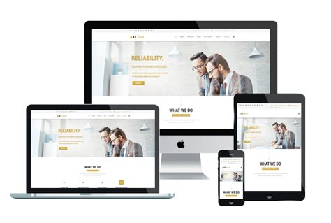 best free themes responsive top best free responsive themes for business