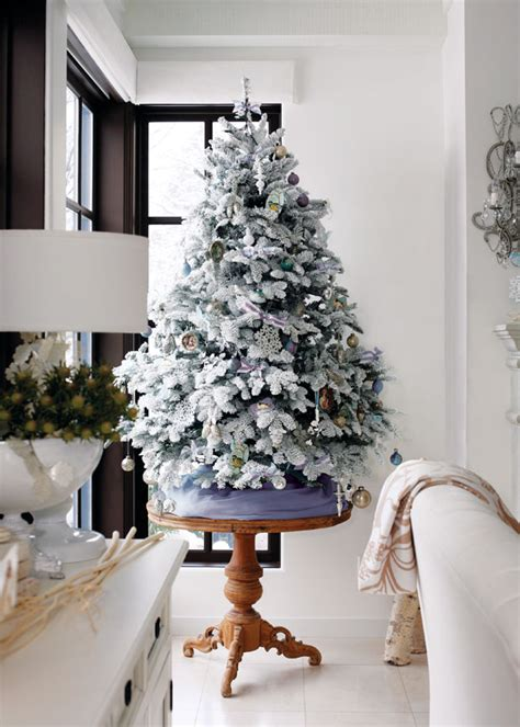 3 christmas tree ideas for small spaces