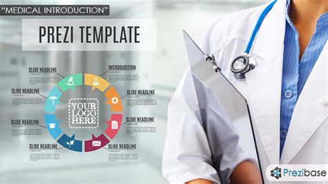 Hospital Presentation Templates Medical Introduction Prezi Template Prezibase Kotametro Info Nursing Powerpoint Templates