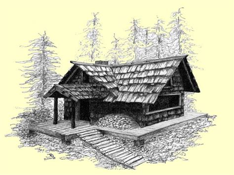 cabin drawings old log cabins winter old log cabin drawings drawings of