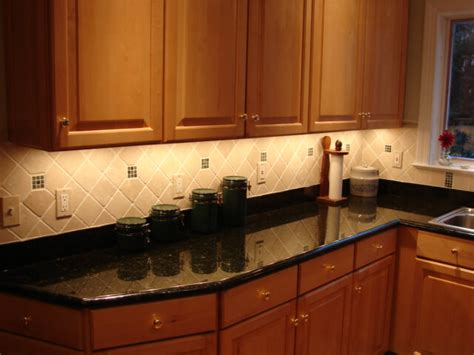 Counter Lighting Kitchen Cabinet Lighting Options