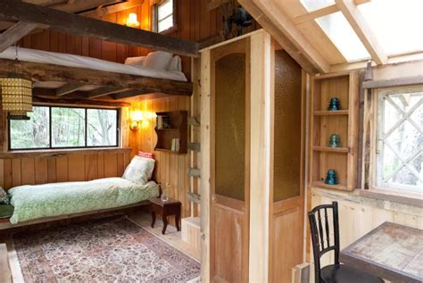 Small Homes New York 127 Square Foot Tiny House In The Catskills Fits Three For