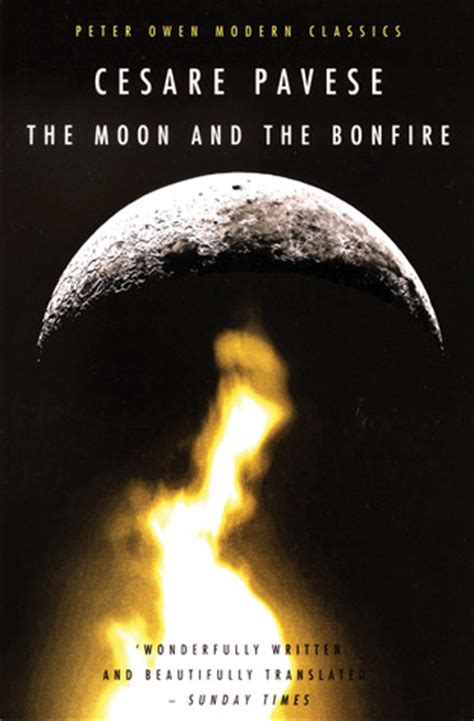 the moon and the other books the moon and the bonfire by cesare pavese