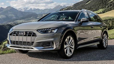 2020 audi allroad 2020 audi a4 allroad flaunts heavily reworked exterior on