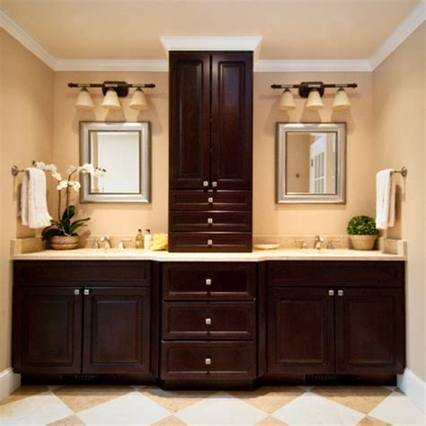 ideas for bathroom vanities and cabinets master bathroom ideas with white cabinets