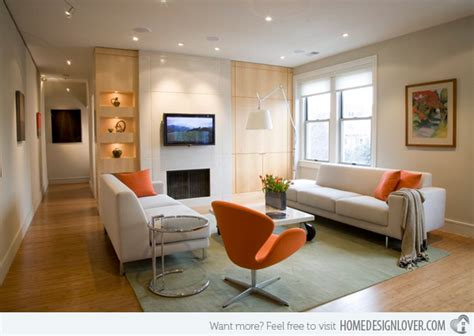 orange and white living room ideas 15 orange and white living rooms fox home design
