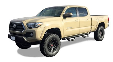 2wd toyota lift kit 2005 2018 toyota tacoma 4 quot lift kit w uni