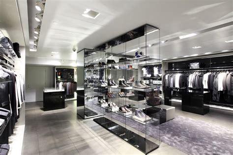 emporio armani store new york 187 retail design blog
