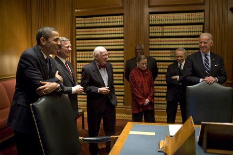 obama supreme court file then president elect barack obama and vice president