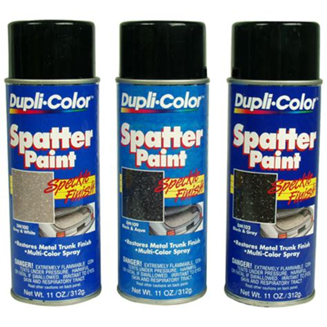 Duplicolor Upholstery Paint by Autoparts2020 Spatter Paint