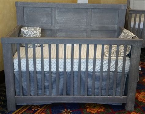Distressed Wood Baby Crib by Pin By Nessalee Baby On Cribs