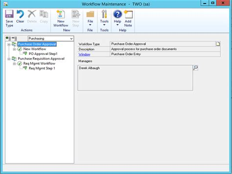 dynamics workflow workflow 2 0 for microsoft dynamics gp 2013 r2 an