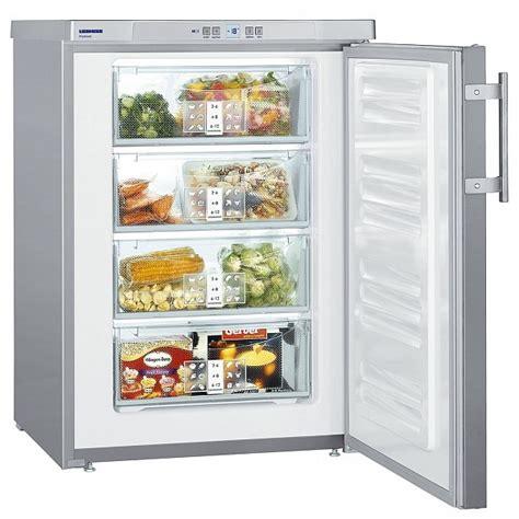 congelateur armoire 125 cm cong 233 lateur armoire 104l a 60cm inox liebherr r 233 f