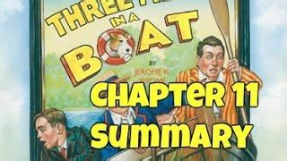 three men in a boat chapter 17 summary play all