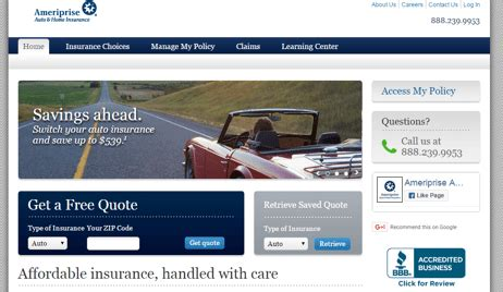 ameriprise insurance reviews is ameriprise s home auto