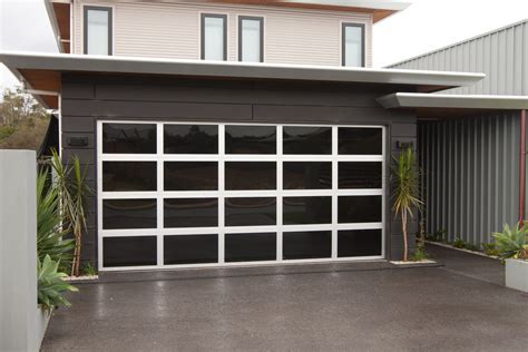 Aluminum Overhead Door Sectional Door Aluminium 3rd Generation Doors