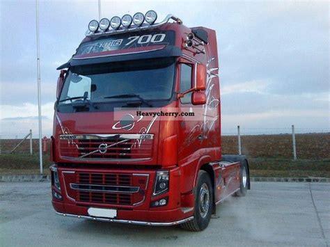 2010 volvo semi truck for volvo fh16 700 euro 5 2010 standard tractor trailer unit