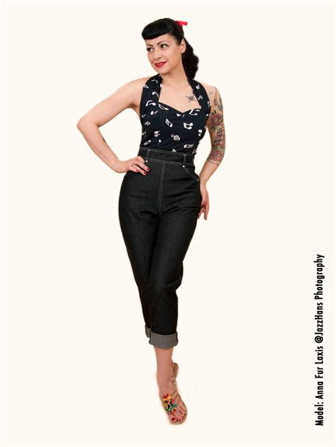 fashion styles for women in their 50s book of 50s style women pants in germany by william